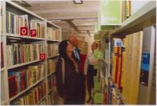 [Günter Verheugen w Wojewódzkiej Bibliotece Publicznej w Olsztynie w Starym Ratuszu. 2]