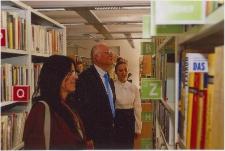 [Günter Verheugen w Wojewódzkiej Bibliotece Publicznej w Olsztynie w Starym Ratuszu. 3]