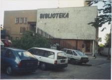 [Budynek filii nr 22 Wojewódzkiej Biblioteki Publicznej w Olsztynie przy ul. Żołnierskiej 11]