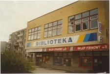 [Budynek Oddziału Literatury Zagranicznej Wojewódzkiej Biblioteki Publicznej w Olsztynie]