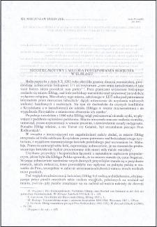 Istotne motywy i metoda postępowania Stanisława Hozjusza w Elblągu