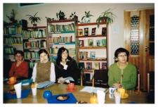 """[Seminarium szkoleniowe """"Unia Europejska a biblioteki w środowiskach miejskich i wiejskich"""" w Miejskiej Bbliotece Publicznej w Szczytnie]"""