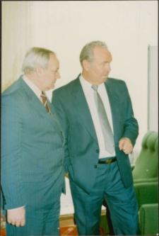 Kazimierz Grynis i Roman Wiśnik