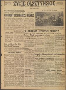 Życie Olsztyńskie : pismo ziemi warmińsko-mazurskiej, 1947, nr 65