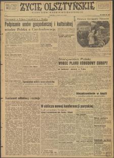 Życie Olsztyńskie : pismo ziemi warmińsko-mazurskiej, 1947, nr 66