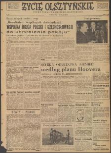Życie Olsztyńskie : pismo ziemi warmińsko-mazurskiej, 1947, nr 67