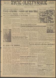 Życie Olsztyńskie : pismo ziemi warmińsko-mazurskiej, 1947, nr 73
