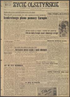 Życie Olsztyńskie : pismo ziemi warmińsko-mazurskiej, 1947, nr 77