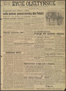 Życie Olsztyńskie : pismo ziemi warmińsko-mazurskiej, 1947, nr 86