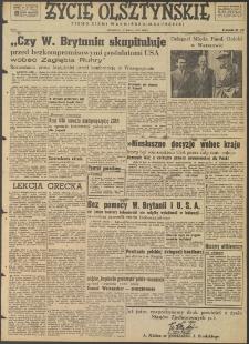 Życie Olsztyńskie : pismo ziemi warmińsko-mazurskiej, 1947, nr 87