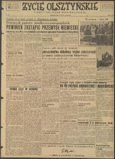 Życie Olsztyńskie : pismo ziemi warmińsko-mazurskiej, 1947, nr 88