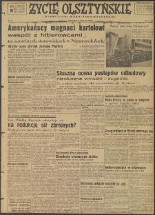Życie Olsztyńskie : pismo ziemi warmińsko-mazurskiej, 1947, nr 91