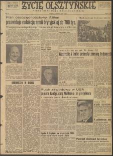 Życie Olsztyńskie : pismo ziemi warmińsko-mazurskiej, 1947, nr 92