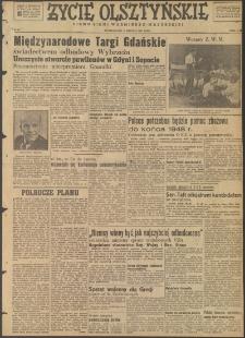 Życie Olsztyńskie : pismo ziemi warmińsko-mazurskiej, 1947, nr 95