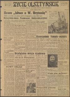 Życie Olsztyńskie : pismo ziemi warmińsko-mazurskiej, 1947, nr 99
