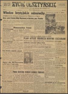 Życie Olsztyńskie : pismo ziemi warmińsko-mazurskiej, 1947, nr 100