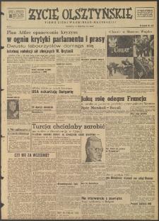 Życie Olsztyńskie : pismo ziemi warmińsko-mazurskiej, 1947, nr 101