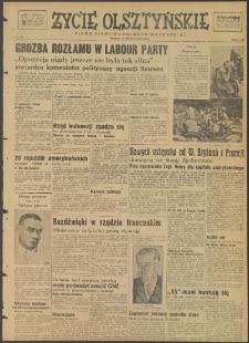 Życie Olsztyńskie : pismo ziemi warmińsko-mazurskiej, 1947, nr 103