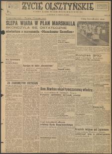 Życie Olsztyńskie : pismo ziemi warmińsko-mazurskiej, 1947, nr 109