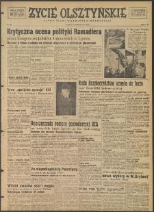 Życie Olsztyńskie : pismo ziemi warmińsko-mazurskiej, 1947, nr 110
