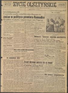 Życie Olsztyńskie : pismo ziemi warmińsko-mazurskiej, 1947, nr 111