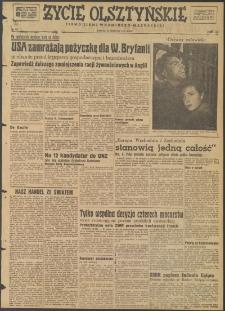 Życie Olsztyńskie : pismo ziemi warmińsko-mazurskiej, 1947, nr 114