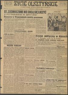 Życie Olsztyńskie : pismo ziemi warmińsko-mazurskiej, 1947, nr 116
