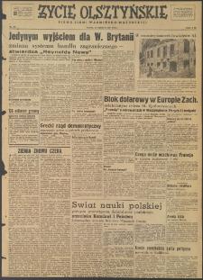 Życie Olsztyńskie : pismo ziemi warmińsko-mazurskiej, 1947, nr 118