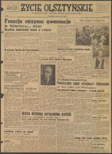 Życie Olsztyńskie : pismo ziemi warmińsko-mazurskiej, 1947, nr 119