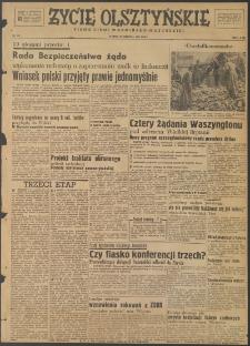 Życie Olsztyńskie : pismo ziemi warmińsko-mazurskiej, 1947, nr 120