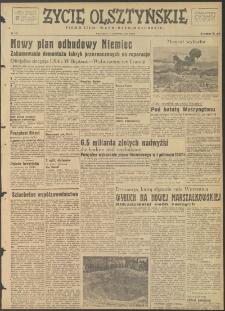 Życie Olsztyńskie : pismo ziemi warmińsko-mazurskiej, 1947, nr 122