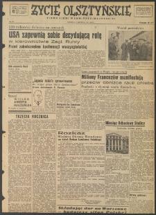 Życie Olsztyńskie : pismo ziemi warmińsko-mazurskiej, 1947, nr 129