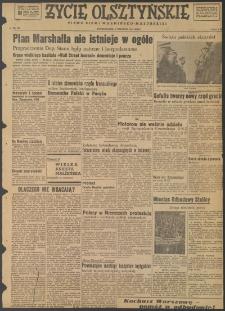 Życie Olsztyńskie : pismo ziemi warmińsko-mazurskiej, 1947, nr 130