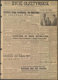 Życie Olsztyńskie : pismo ziemi warmińsko-mazurskiej, 1947, nr 131