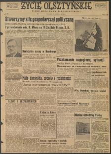 Życie Olsztyńskie : pismo ziemi warmińsko-mazurskiej, 1947, nr 133