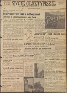Życie Olsztyńskie : pismo ziemi warmińsko-mazurskiej, 1947, nr 136
