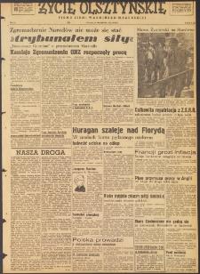 Życie Olsztyńskie : pismo ziemi warmińsko-mazurskiej, 1947, nr 141