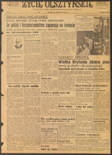 Życie Olsztyńskie : pismo ziemi warmińsko-mazurskiej, 1947, nr 143