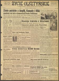 Życie Olsztyńskie : pismo ziemi warmińsko-mazurskiej, 1947, nr 147