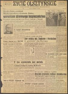 Życie Olsztyńskie : pismo ziemi warmińsko-mazurskiej, 1947, nr 148