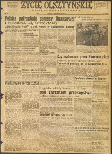 Życie Olsztyńskie : pismo ziemi warmińsko-mazurskiej, 1947, nr 149
