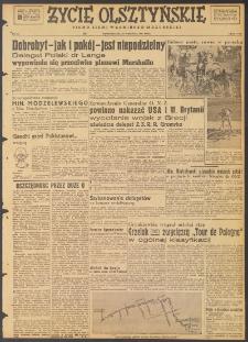 Życie Olsztyńskie : pismo ziemi warmińsko-mazurskiej, 1947, nr 151