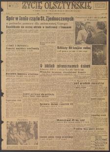 Życie Olsztyńskie : pismo ziemi warmińsko-mazurskiej, 1947, nr 152