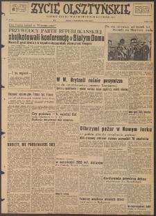 Życie Olsztyńskie : pismo ziemi warmińsko-mazurskiej, 1947, nr 153