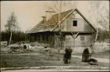 Chata mazurska w Mrągowie. [2]