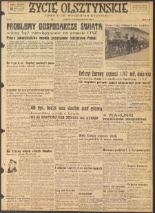 Życie Olsztyńskie : pismo ziemi warmińsko-mazurskiej, 1947, nr 154