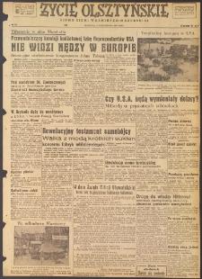 Życie Olsztyńskie : pismo ziemi warmińsko-mazurskiej, 1947, nr 157