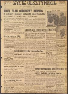 Życie Olsztyńskie : pismo ziemi warmińsko-mazurskiej, 1947, nr 158