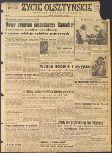 Życie Olsztyńskie : pismo ziemi warmińsko-mazurskiej, 1947, nr 163