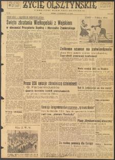 Życie Olsztyńskie : pismo ziemi warmińsko-mazurskiej, 1947, nr 166